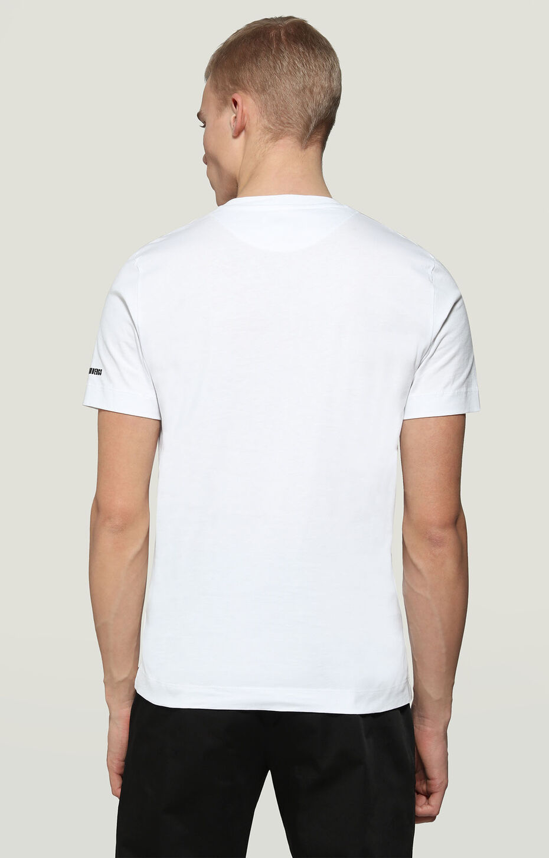 T-SHIRT, WHITE, hi-res-1