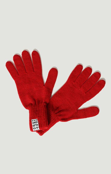 GLOVES, Red, hi-res-1