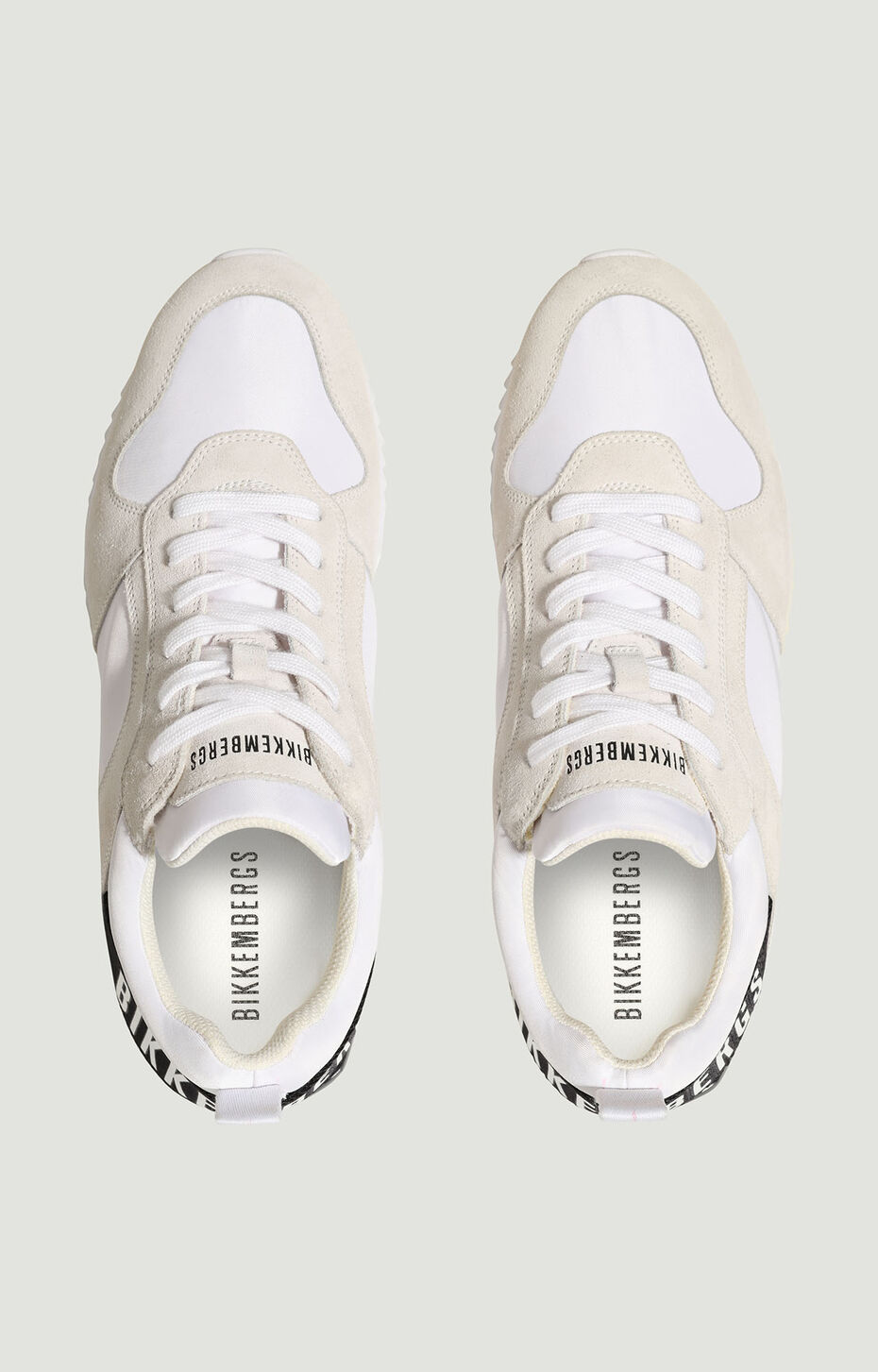 HECTOR  -  LOW TOP LACE UP, White, hi-res-1