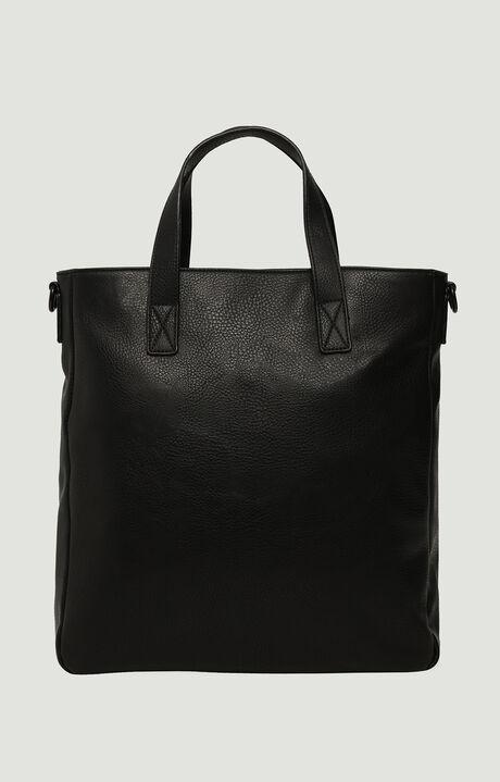 TOTE BAG USED DESIGN, Черный, hi-res-1