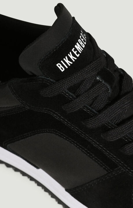 HECTOR  -  LOW TOP LACE UP, Negro, hi-res-1