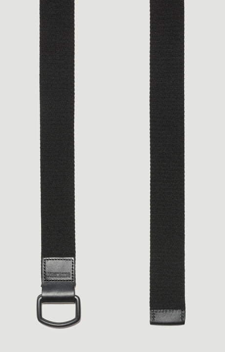 MAN BELT 3,5 CM BELT 048, BLACK, hi-res-1