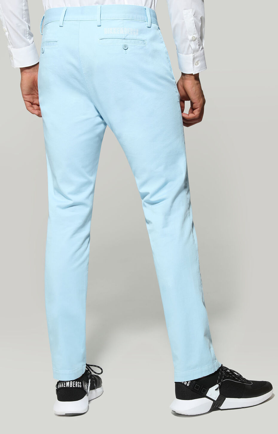 TROUSERS, BLUE, hi-res-1