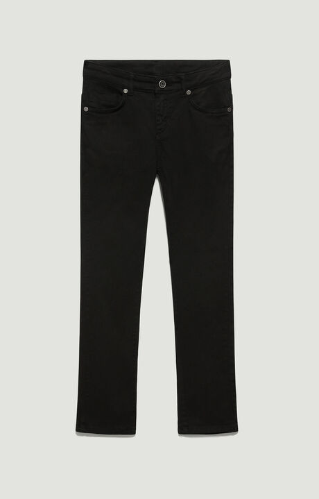 WOVEN TROUSERS, Negro, hi-res-1
