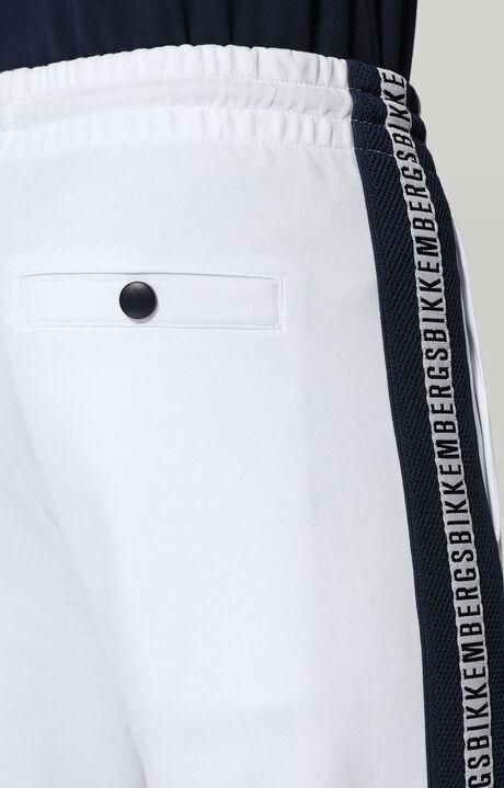 FLEECE PANTS, OPTICAL WHITE, hi-res-1