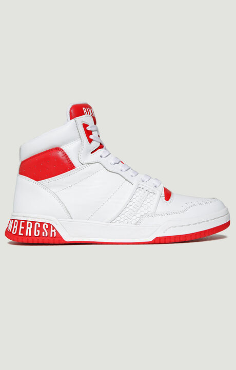 ATHLETIC/SNEAKERS, WHITE/RED, hi-res-1