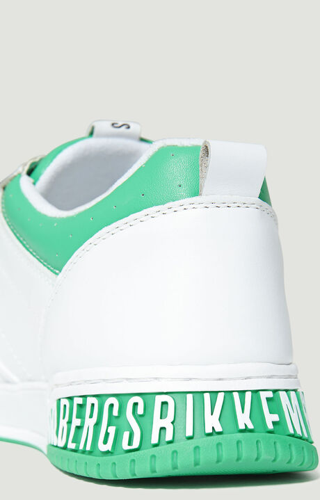 ATHLETIC/SNEAKERS, WHITE/GREEN, hi-res-1