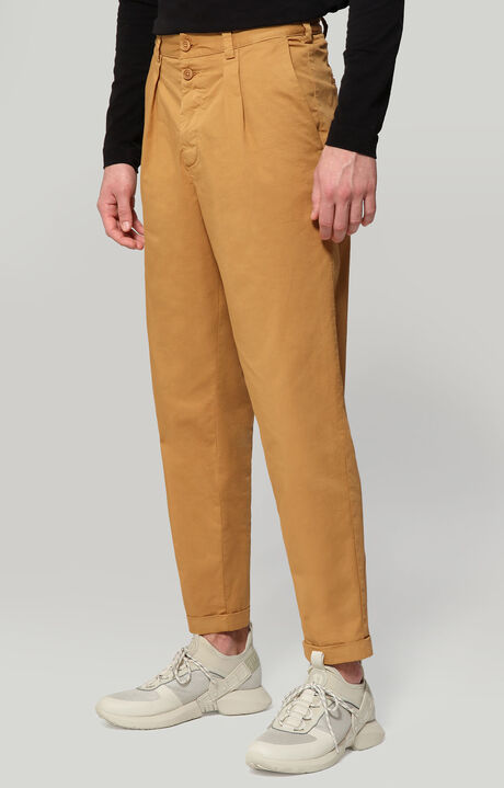TROUSERS, BROWN, hi-res-1