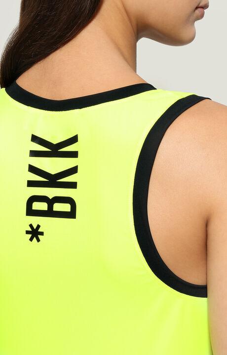 TANK TOP, Fluo Yellow/Black, hi-res-1