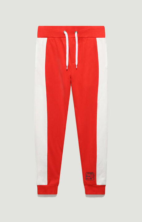 FLEECE TRACKSUIT, Rouge, hi-res-1