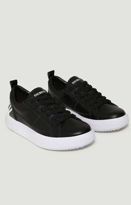 CHERRY  -  LOW TOP LACE UP, BLACK, hi-res-1
