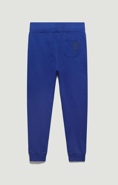 FLEECE TROUSERS, Cornflower Blue, hi-res-1