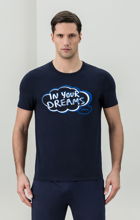 T-SHIRT DREAMS, Bleu, hi-res-1