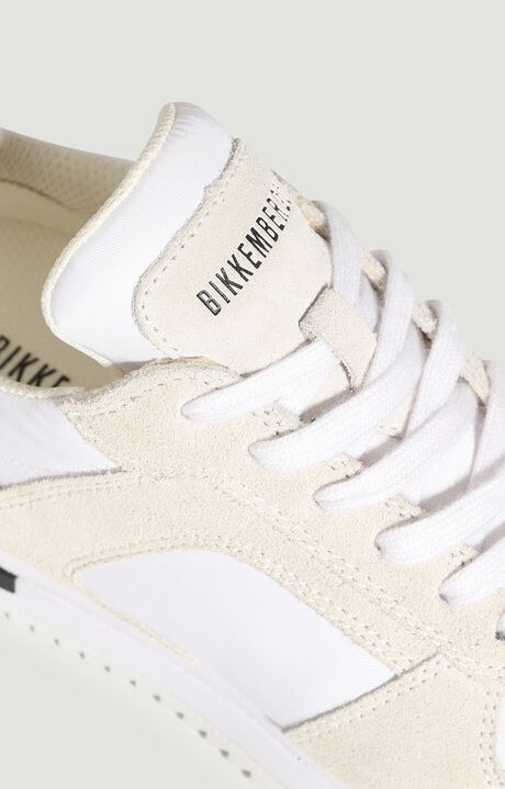 HARMONIE  -  LOW TOP LACE UP, Blanc, hi-res-1