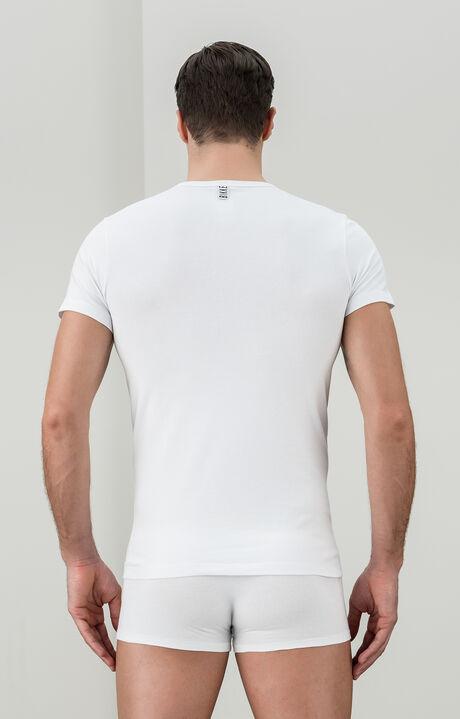 T-SHIRT HOT BODY, White, hi-res-1