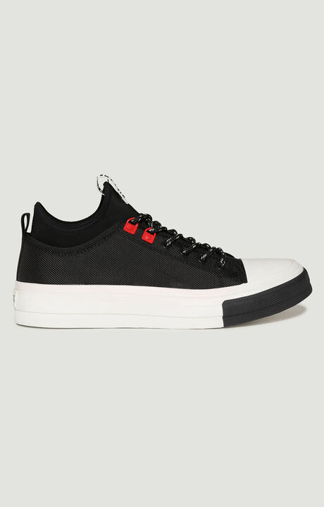 AMOLD  -  LOW TOP LACE UP, Black/Black, hi-res-1