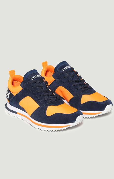 HECTOR  -  LOW TOP LACE UP, Оранжевый Флуоресцентный, hi-res-1