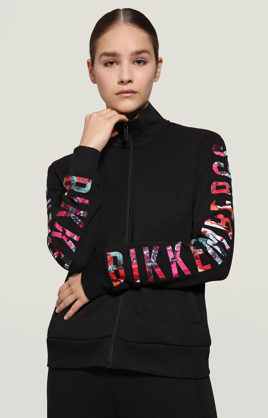 JACKET, BLACK, hi-res-1
