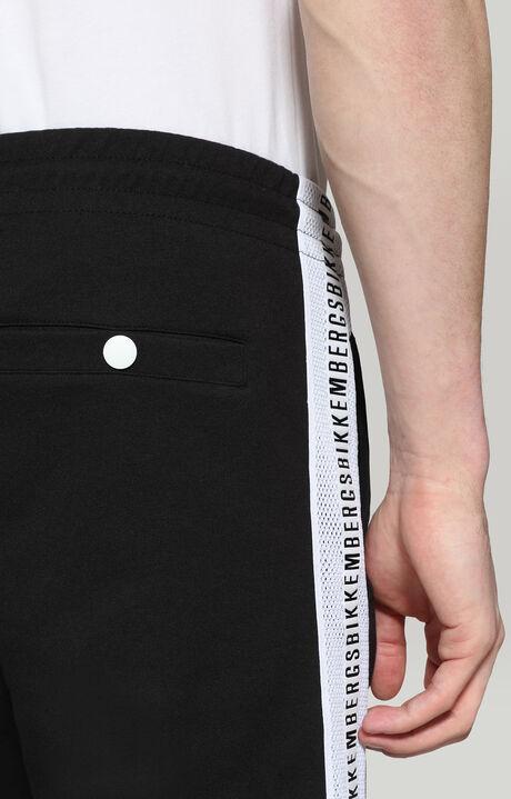 FLEECE PANTS, BLACK, hi-res-1